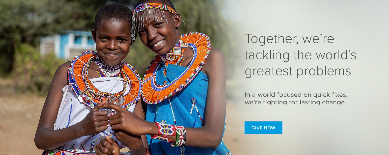 World Relief  | Website