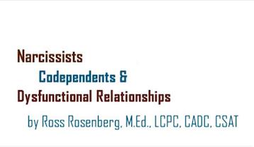 Ross Rosenberg, M.Ed., LCPC
