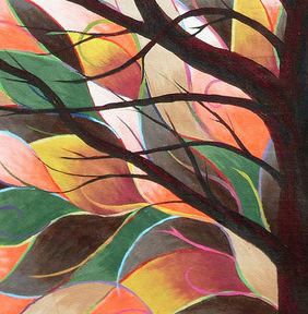 Living Ambersand - The art of tension