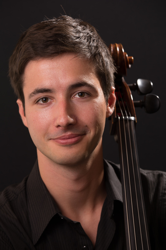 Liam Veuve - Cello