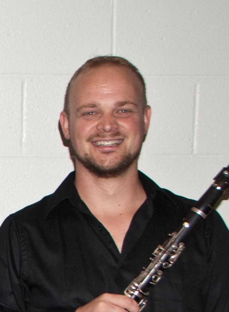 Dustyn Richardson - Clarinet