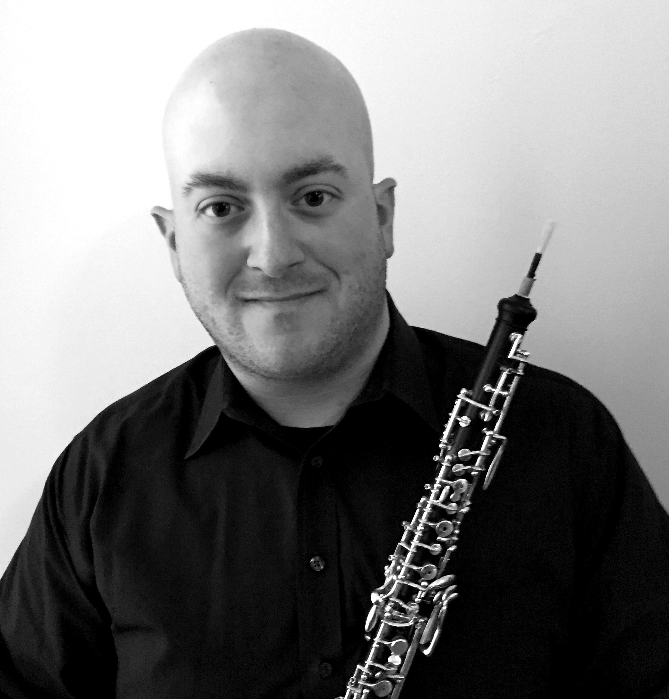 Matthew Lepek - Oboe/English Horn