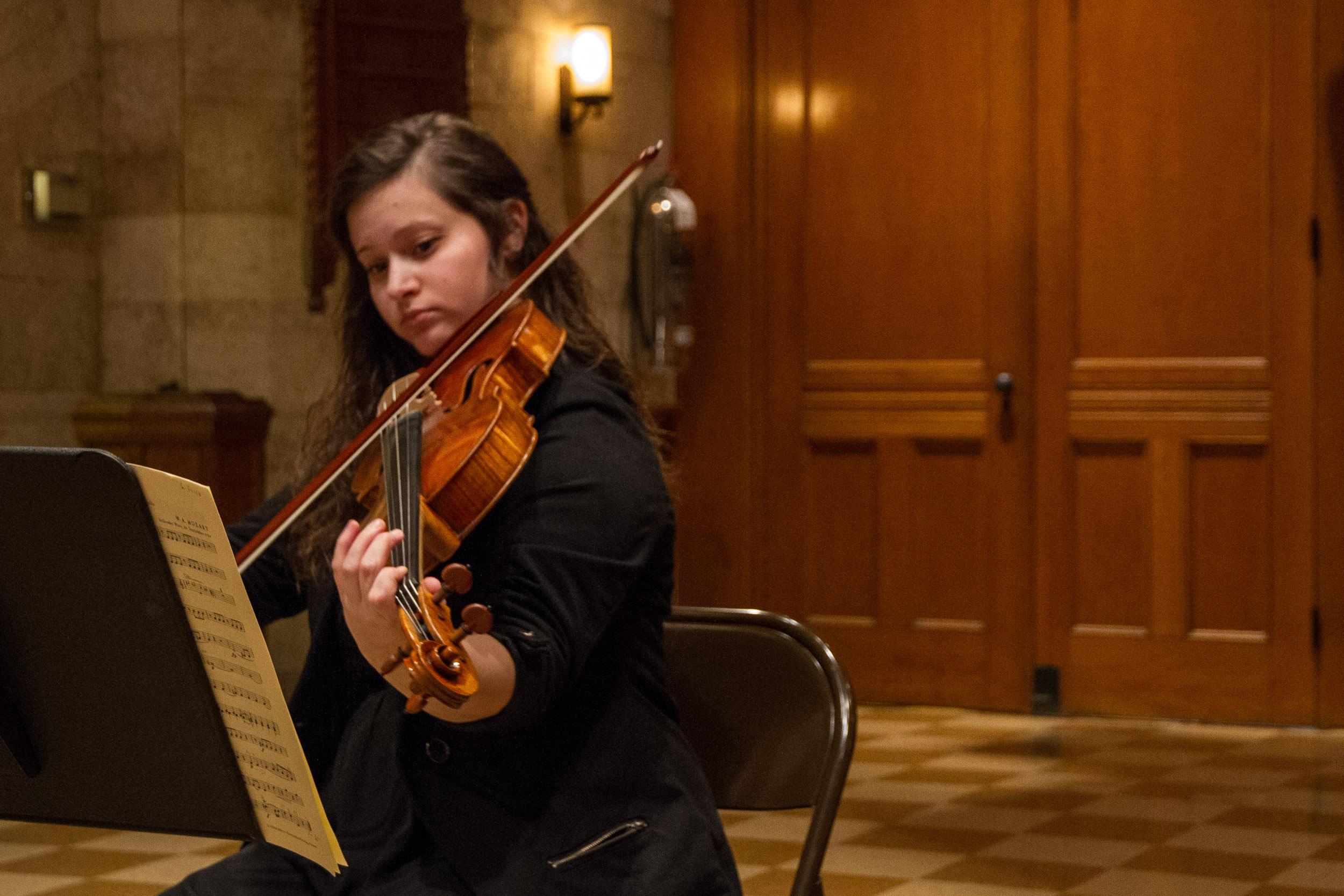 Jordan Fusco - Viola