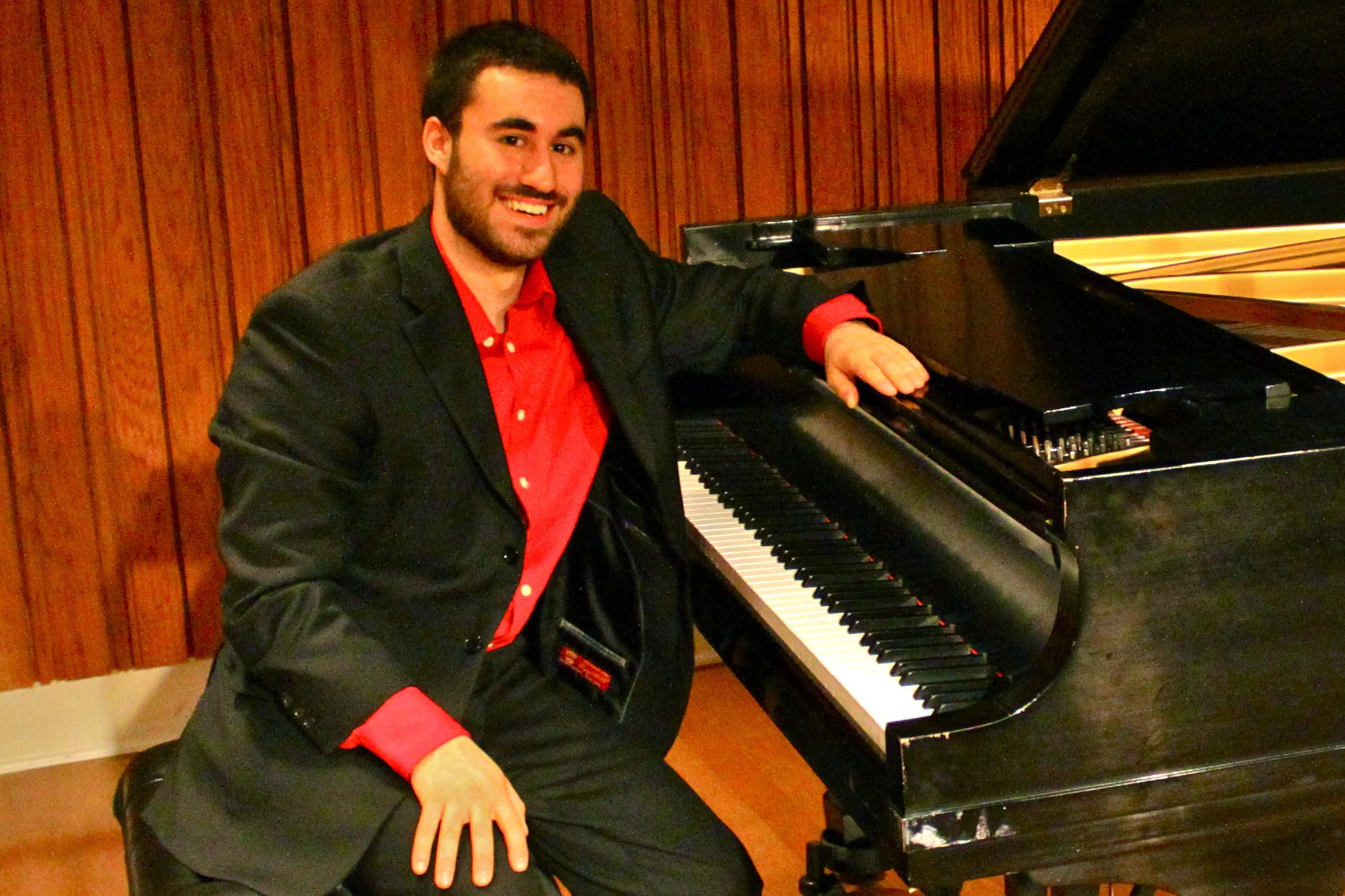 Paul Conrad - Piano