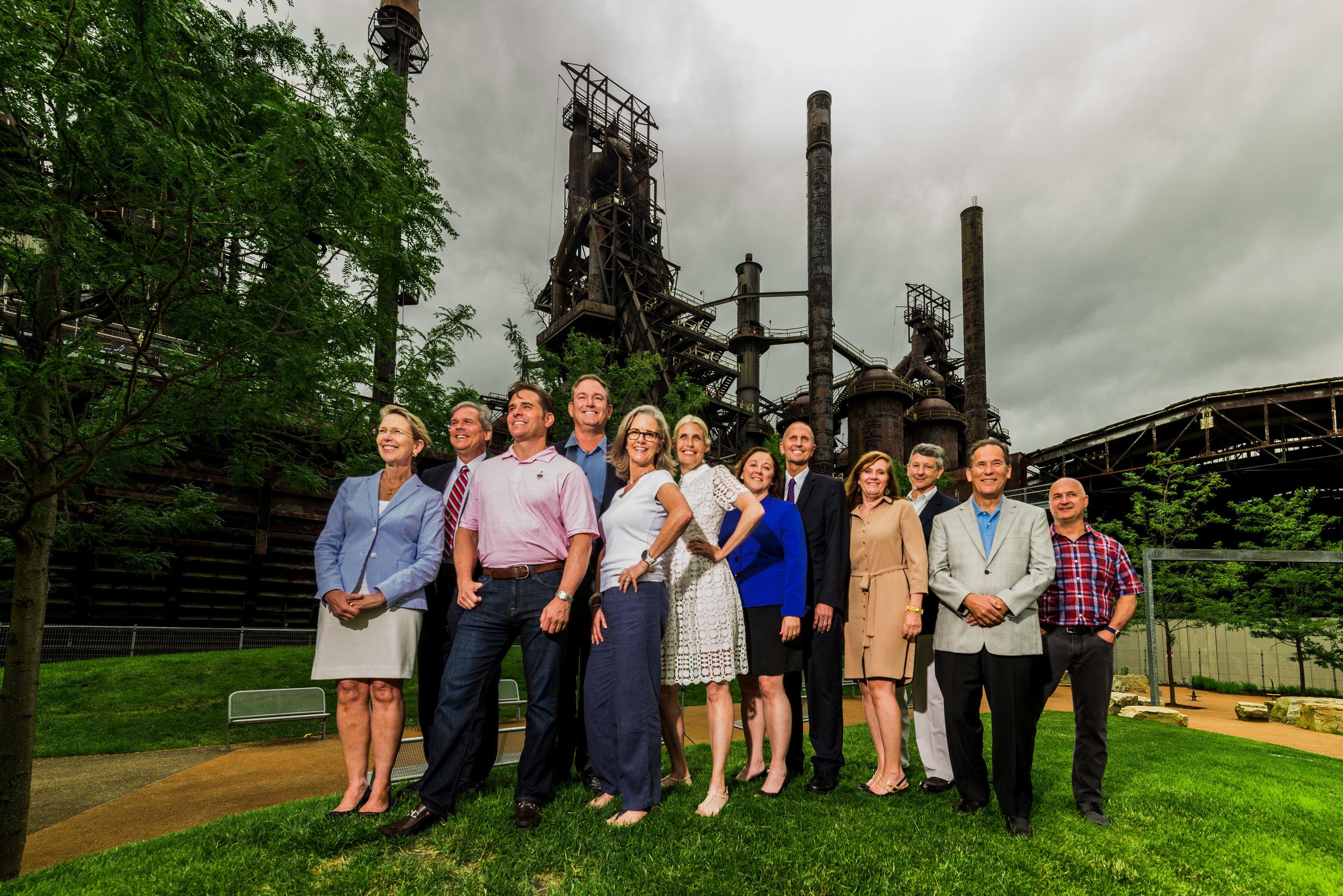 R.K.Laros Board Photograph 6.23.17 Bethlehem Steel