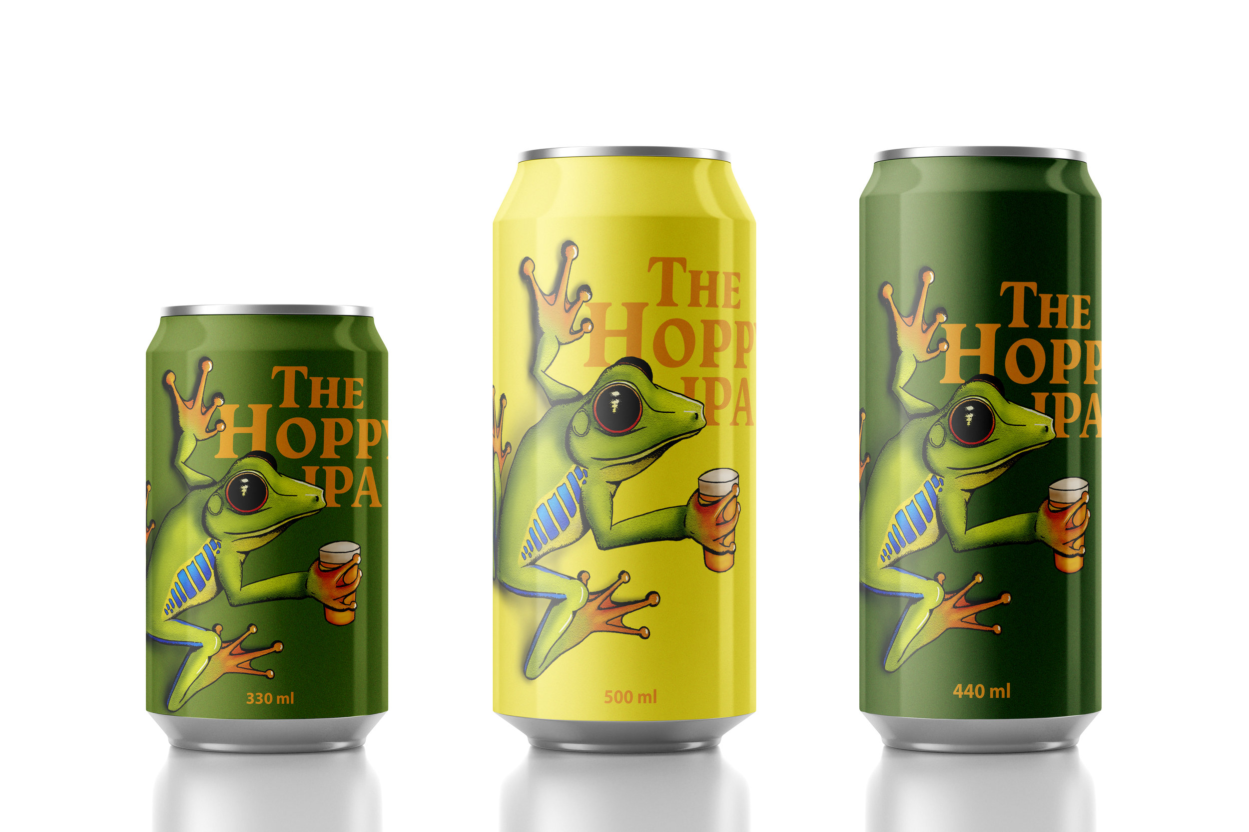 The Hoppy IPA