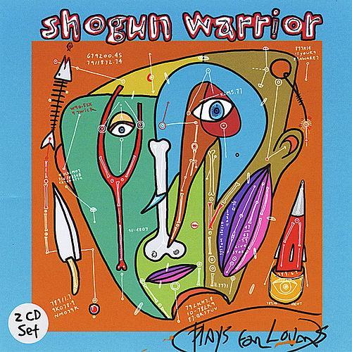"Shogun Warrior ""Plays For Lovers"", 2011    w/ Mike Elizondo, Toshi Yanagi, John Daversa, & Toss Panos   (cover art Peter Himmelman)   click here to purchase Shogun Warrior Plays for Lovers"