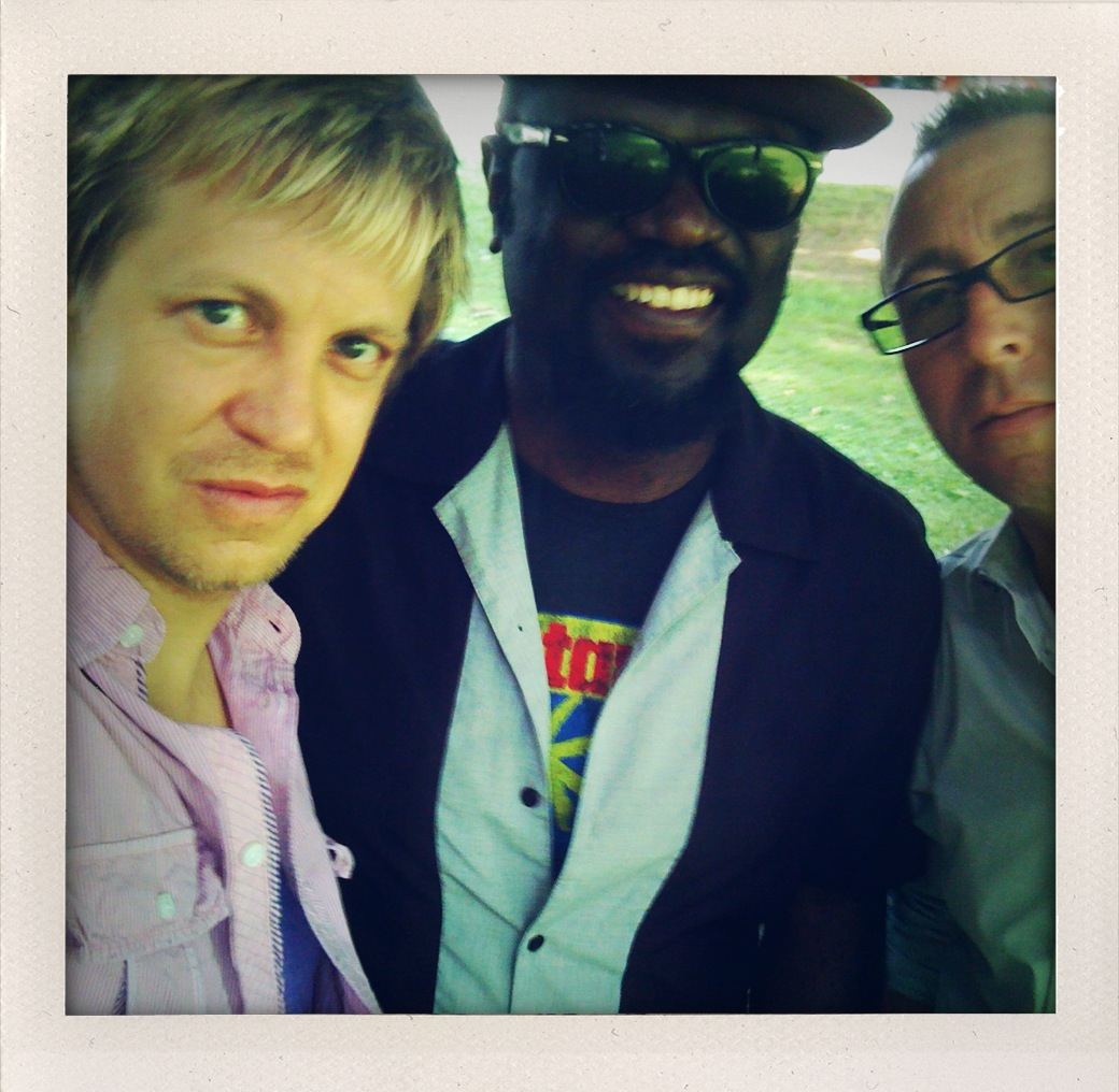 """""""Summer Day""""  video shoot day w/ Tommy Sims & Victor Indrizzo; Nashville, TN 2010"""