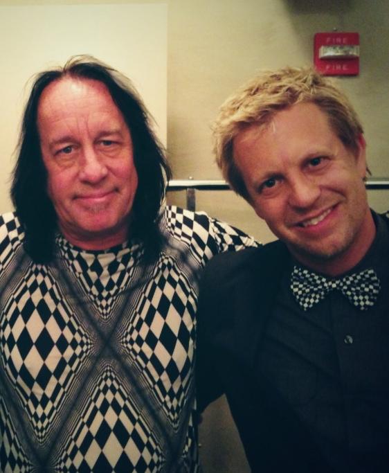 w/ Todd Rundgren, Jimmy Kimmel Live 2013