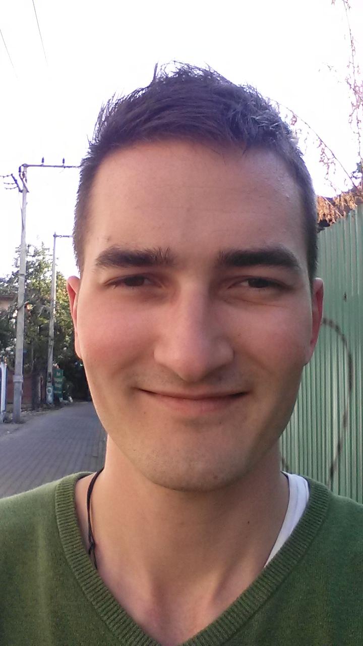 Reparierte Frisur