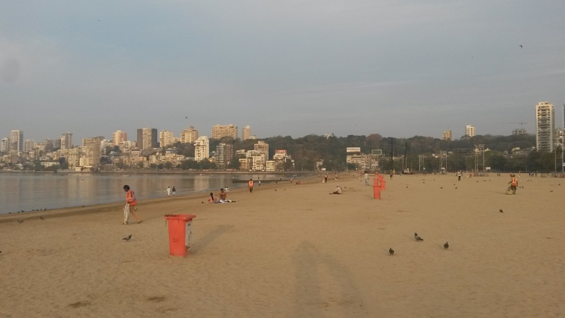 Mumbais Strand