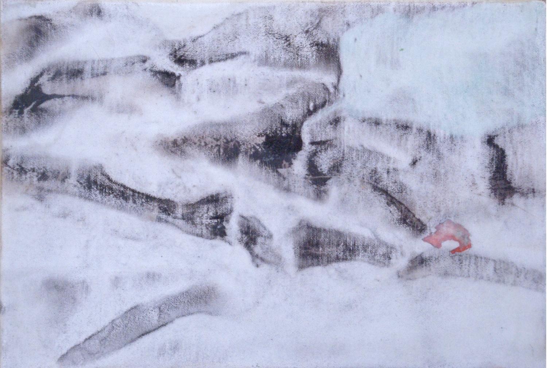 RH14 Oil on canvas. Dimension: 18 x 12 cm