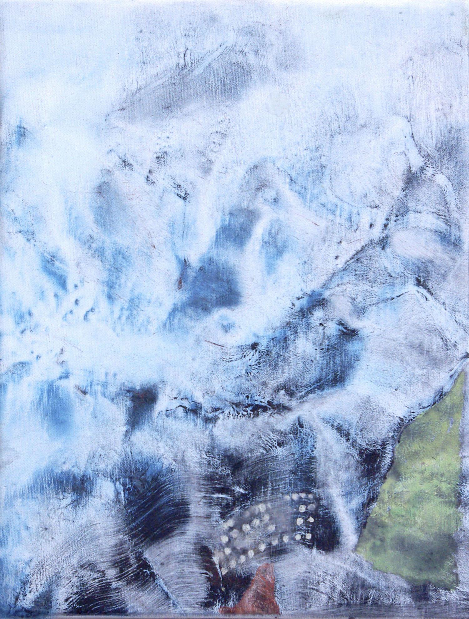 RH4 Oil on canvas. Dimension: 14 x 18 cm