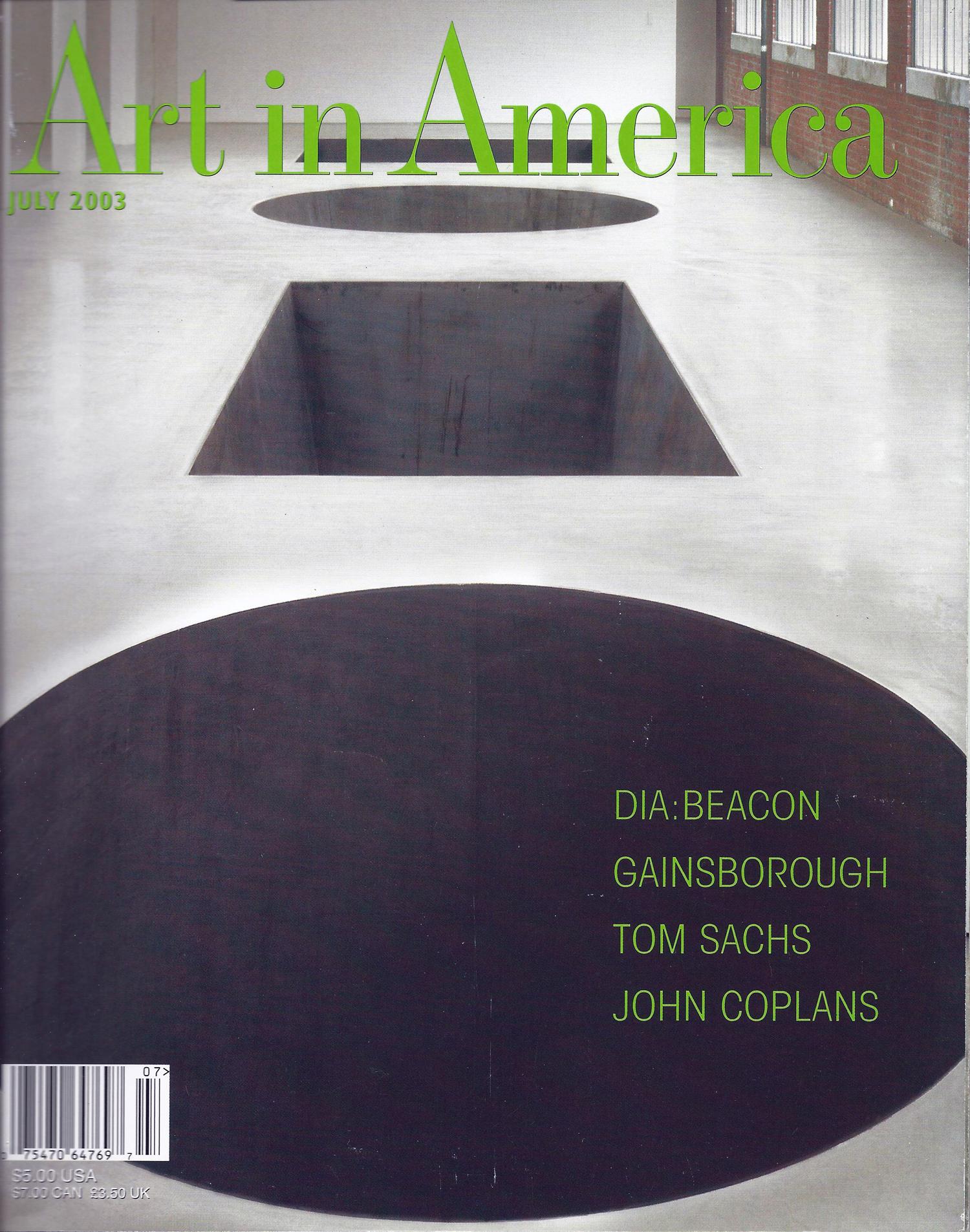 Art in America - July 2003.jpg