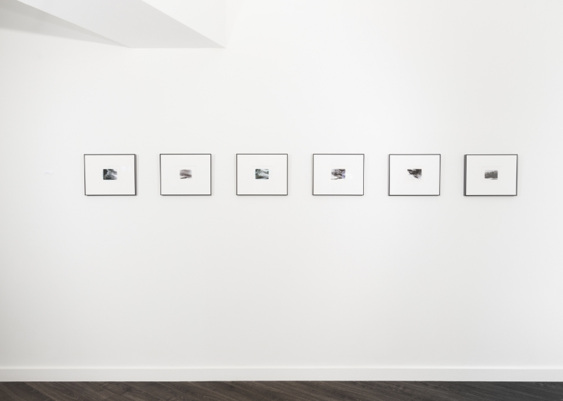 """Hudson Series"" 2013-2014 Digital Photograph on Vellum Dimension: 9 x 14 inches"