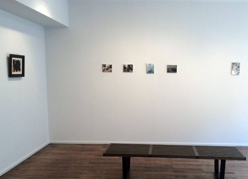 """Distilled"" Bernard Jacobson Gallery, June 2014"