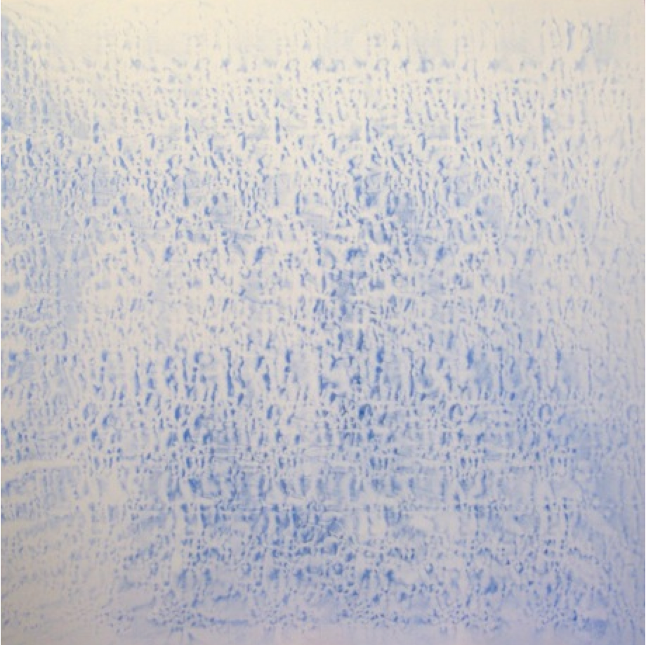 Vicky ColombetLight Series #1246 (2007-2011)  Dimension 78 x 78 inches