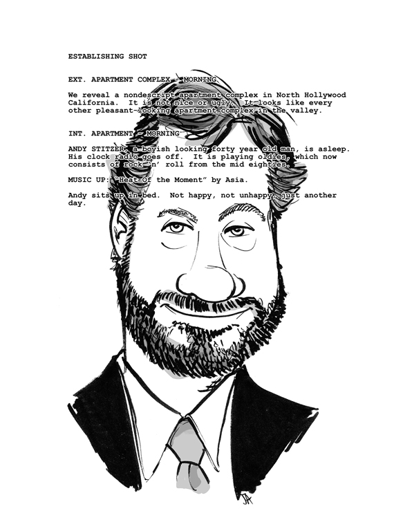 Judd Apatow / The 40 Year-Old Virgin