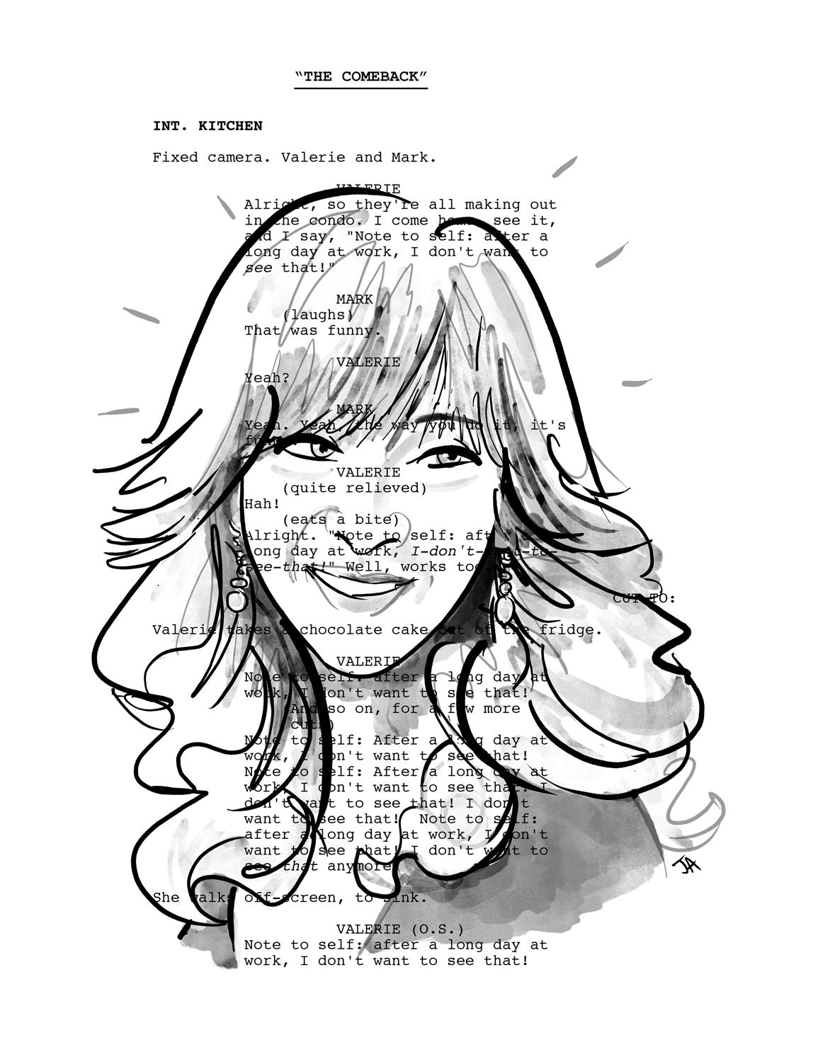 Lisa Kudrow / The Comeback