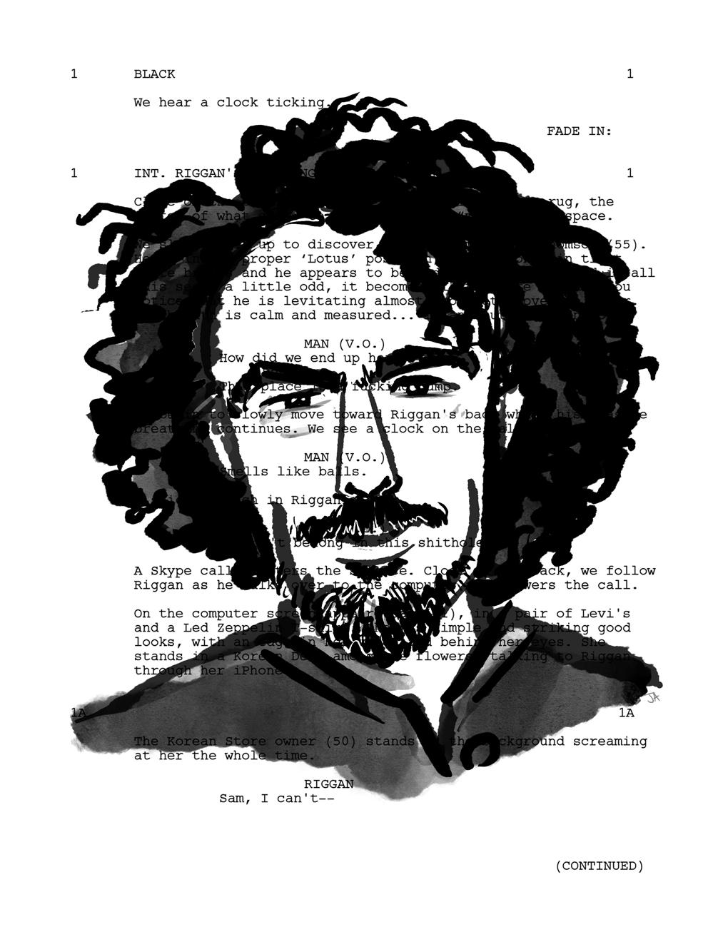 Alejandro González Iñárritu / Birdman