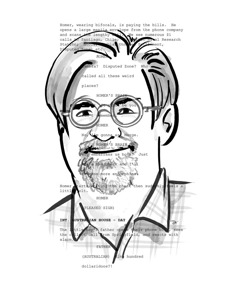 Matt Groening / The Simpsons