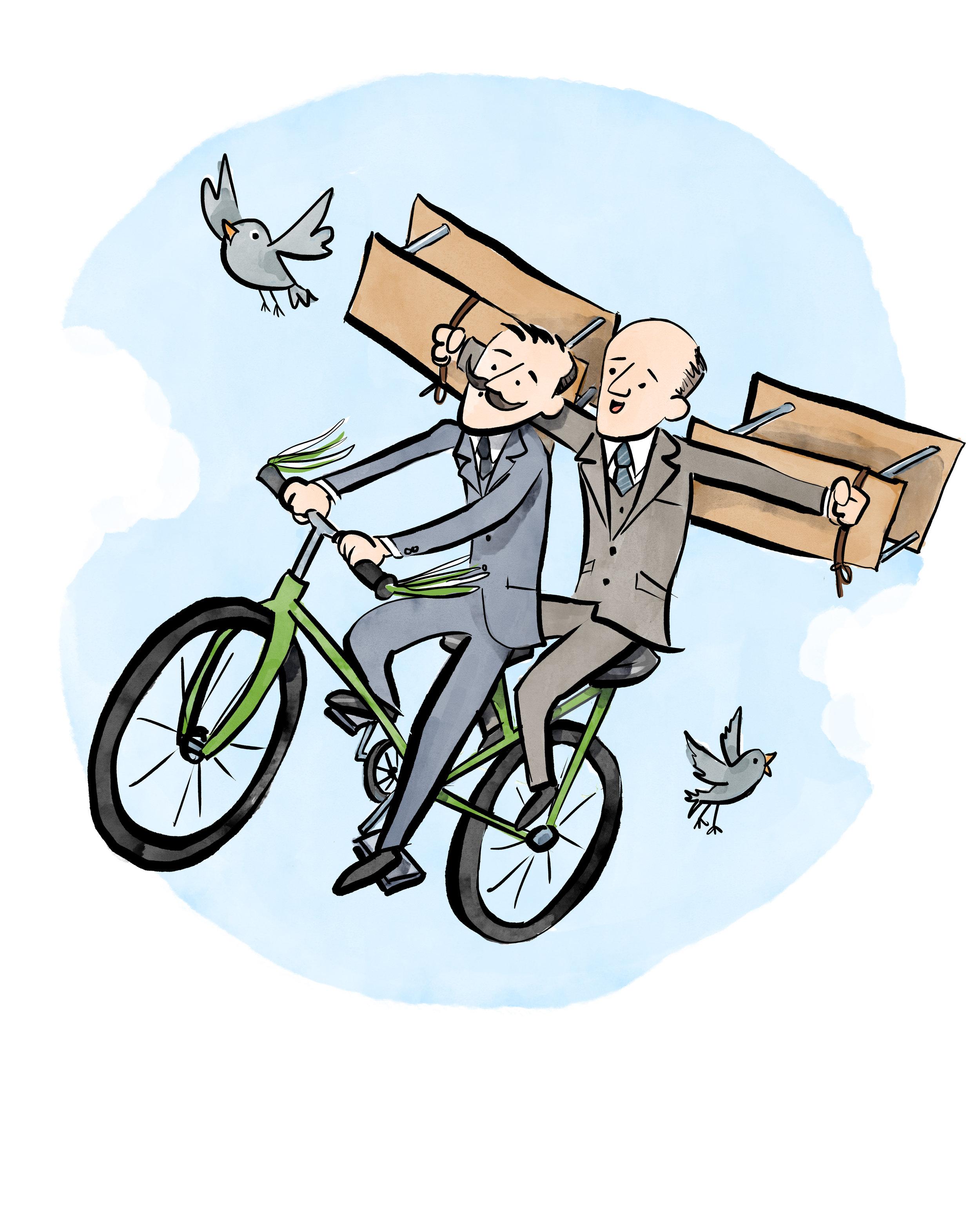 The Wright Bros