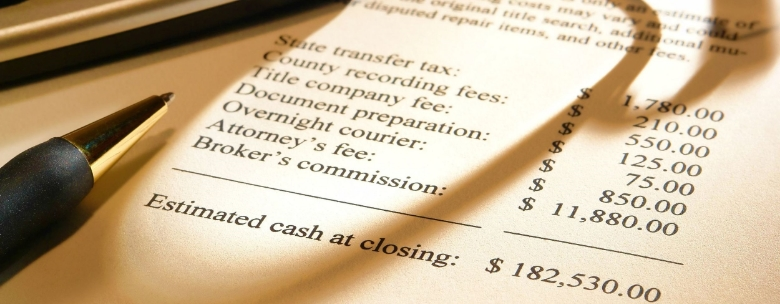 replacement property closing costs