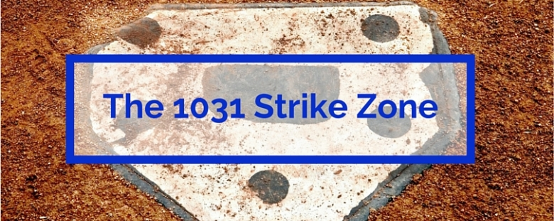 1031 strike zone