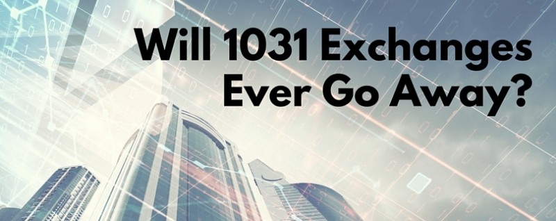 1031 exchange future