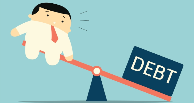 unsecured debt in a 1031 exchange