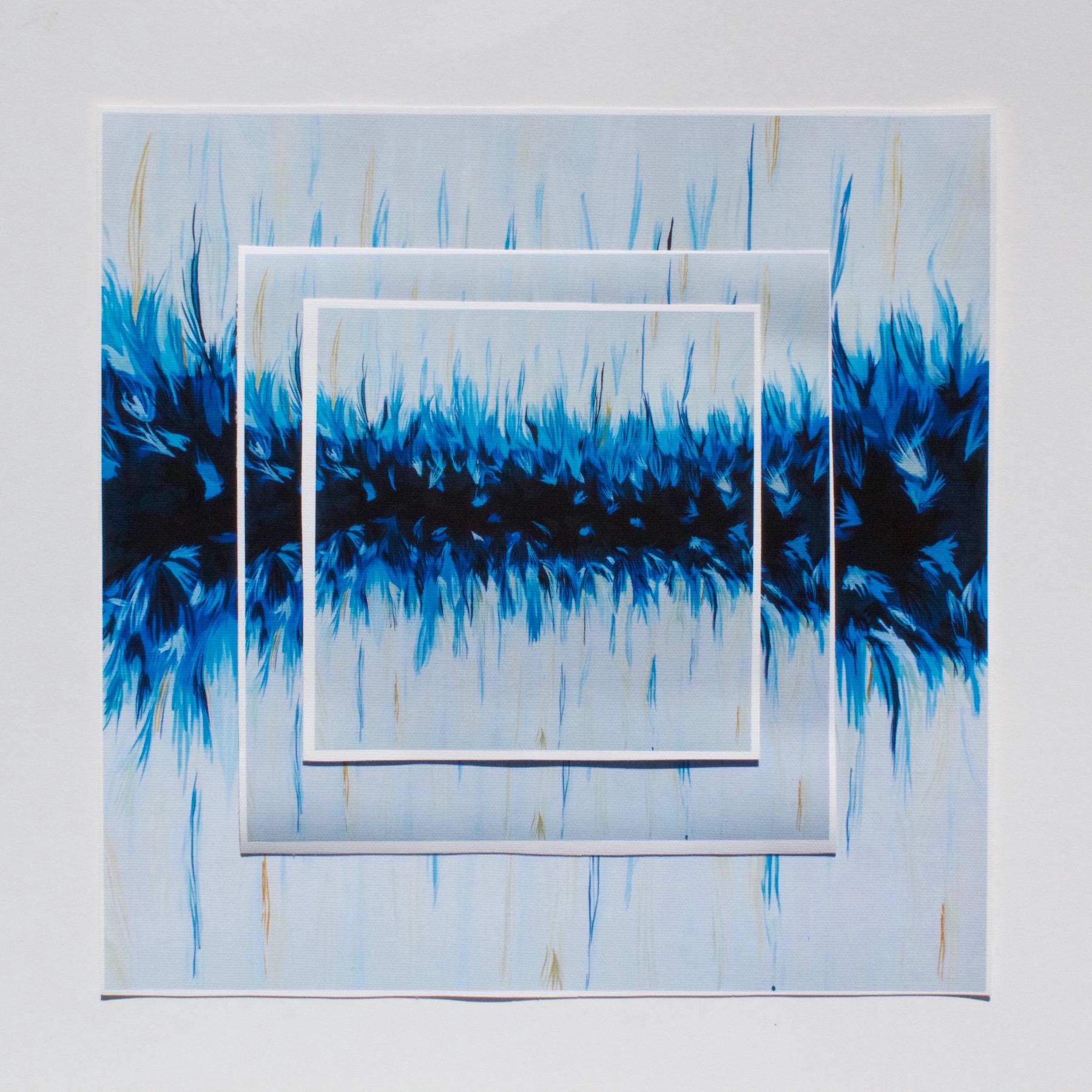 """Reflection"" fine art print on canvas 6x6"", 8x8"" & 12x12"" available"