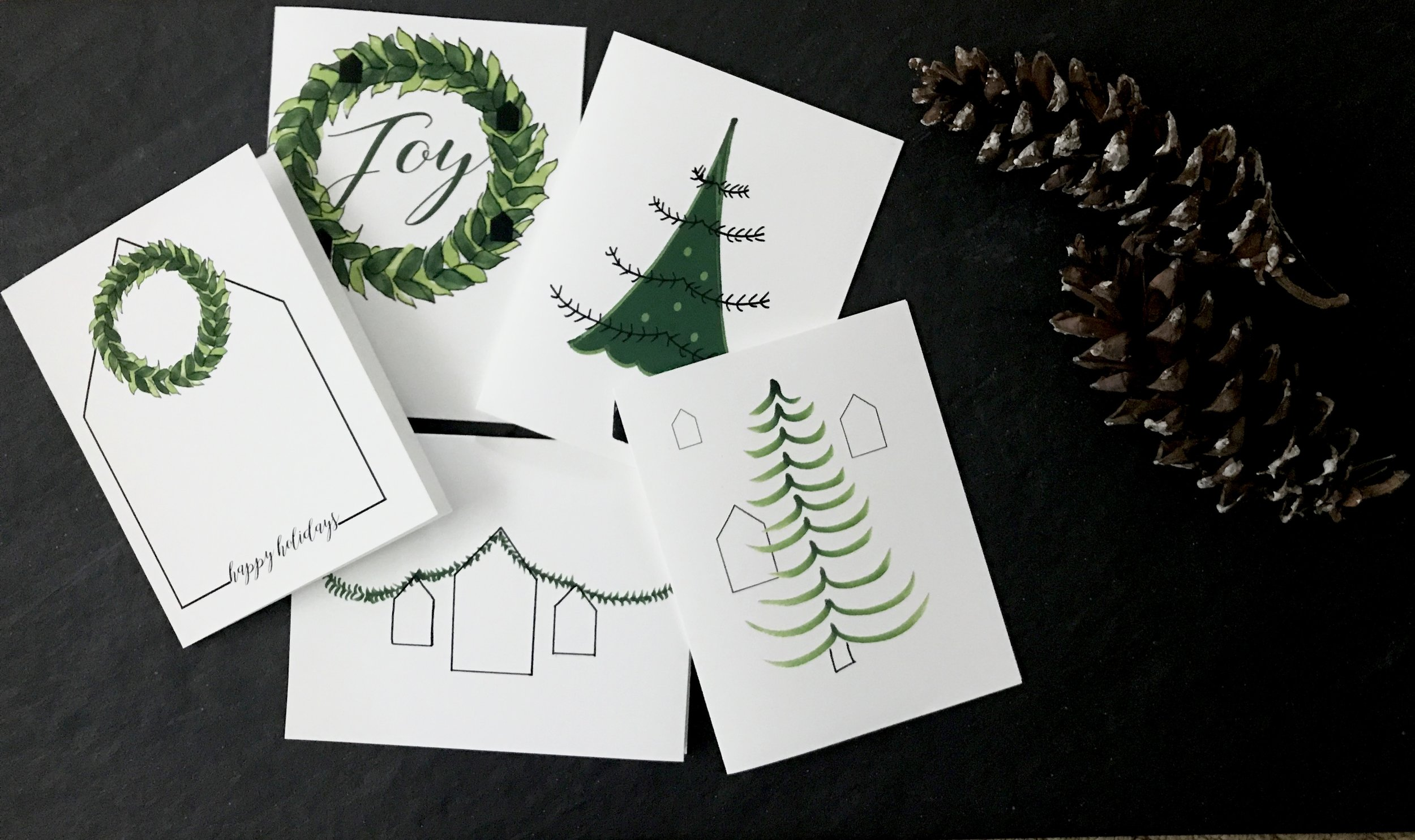 simply home cards -
