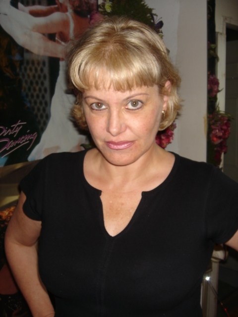 Was a Dance Instructor & Get Training By PRO/AM Dance Instructor Luis G Prieto at LatinBallroomDance.com  =TODAY SHE IS NO LONGER TEACH=