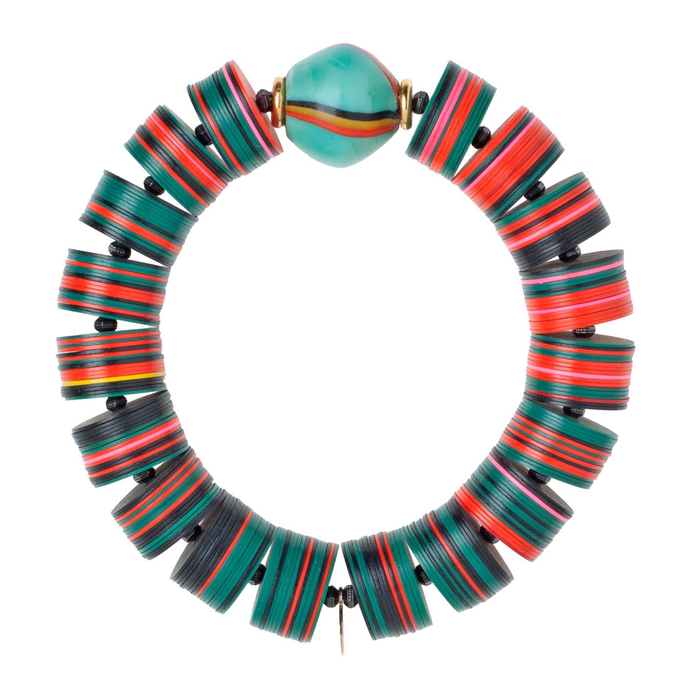 Jessy Made Vinyl Bracelet