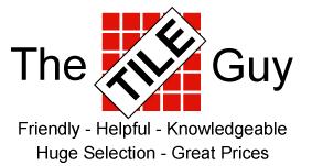 Tile, Stone, Glass Selection & Design
