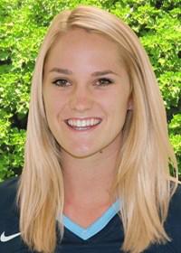 COURTESY // SSU Athletics   Regan Richert scored eight kills in Thursday's match against Western Washington.