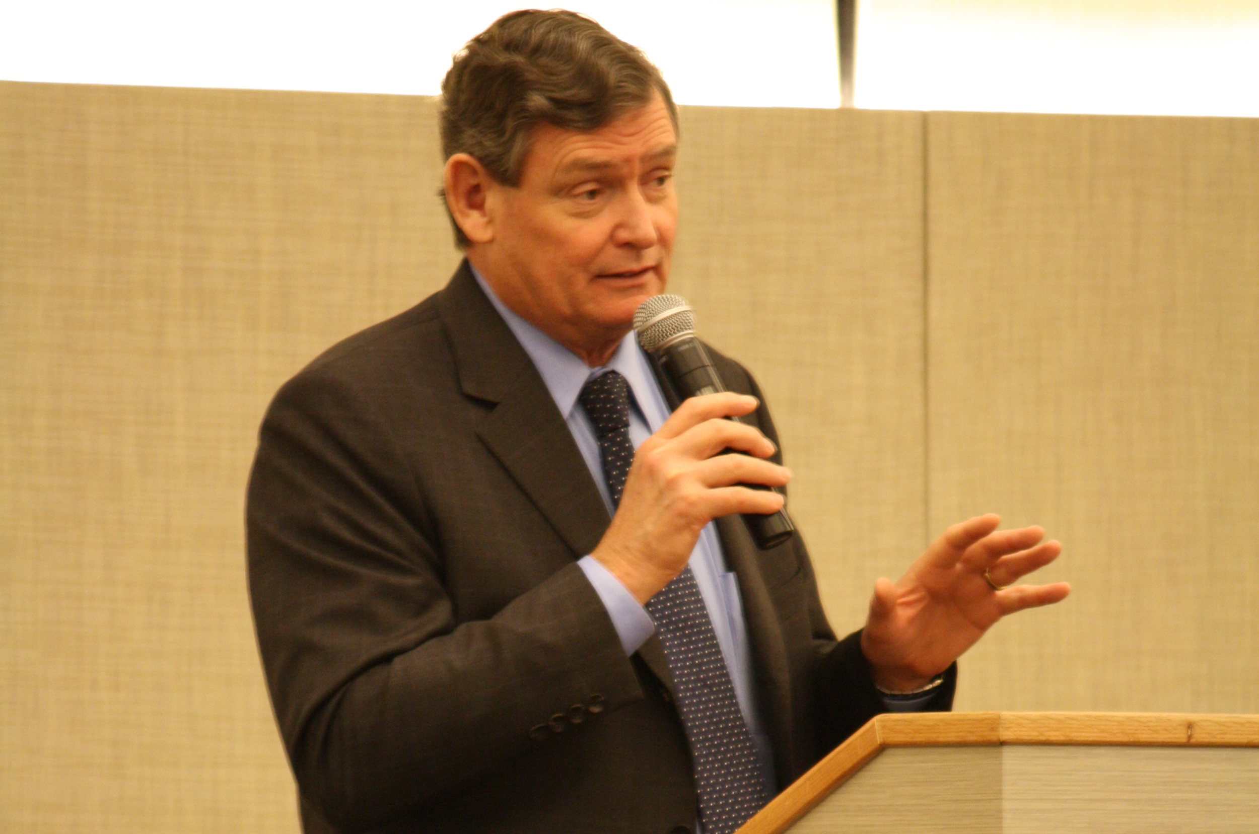 STAR // Connor Gibson   Chancellor of the CSU system Timothy P. White recently refused Sonoma State's request for an enrollment target increase of eight percent and instead granted the university an increase of 3.5 percent.
