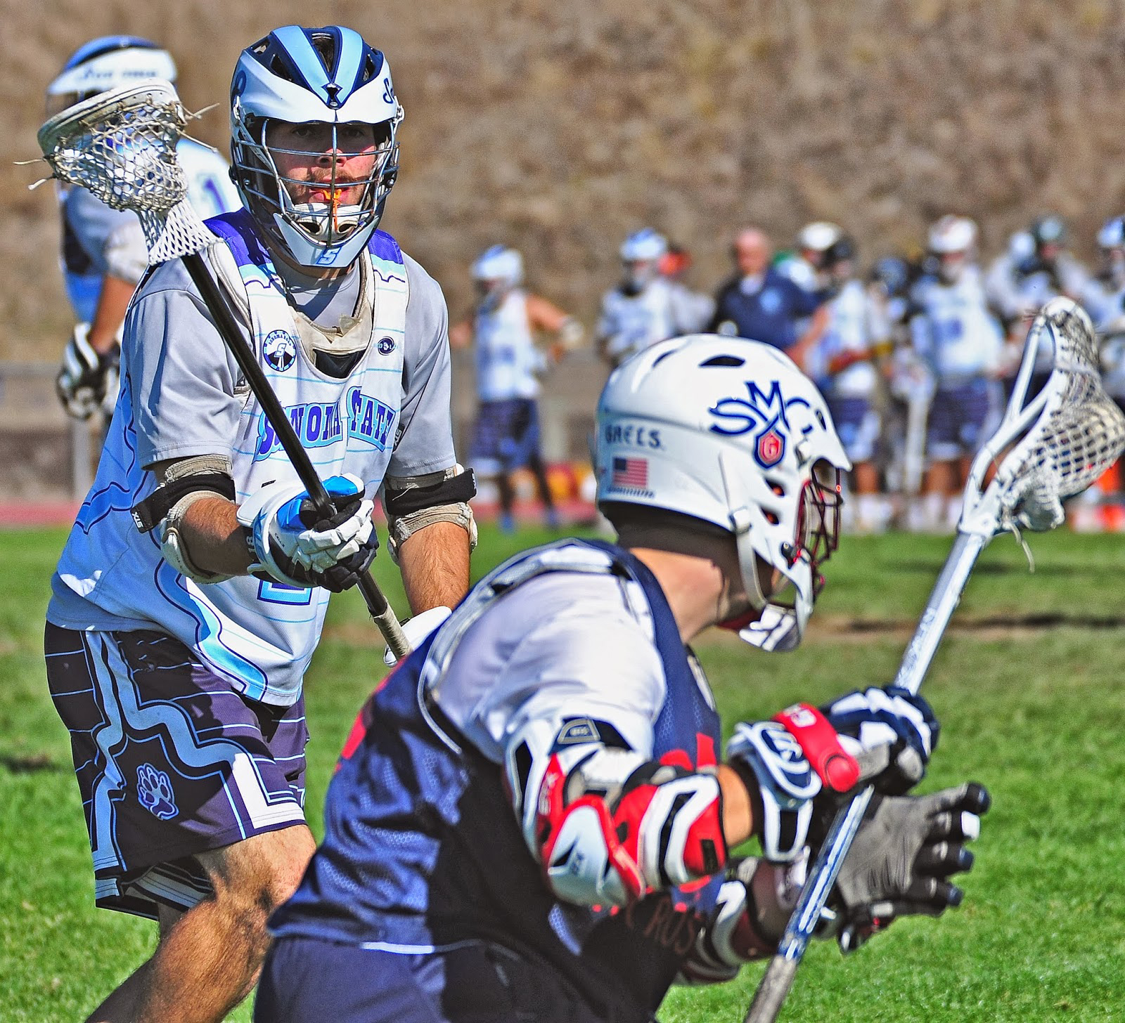 sonoma.edu   The first men's lacrosse game of the season is scheduled for Oct. 12.