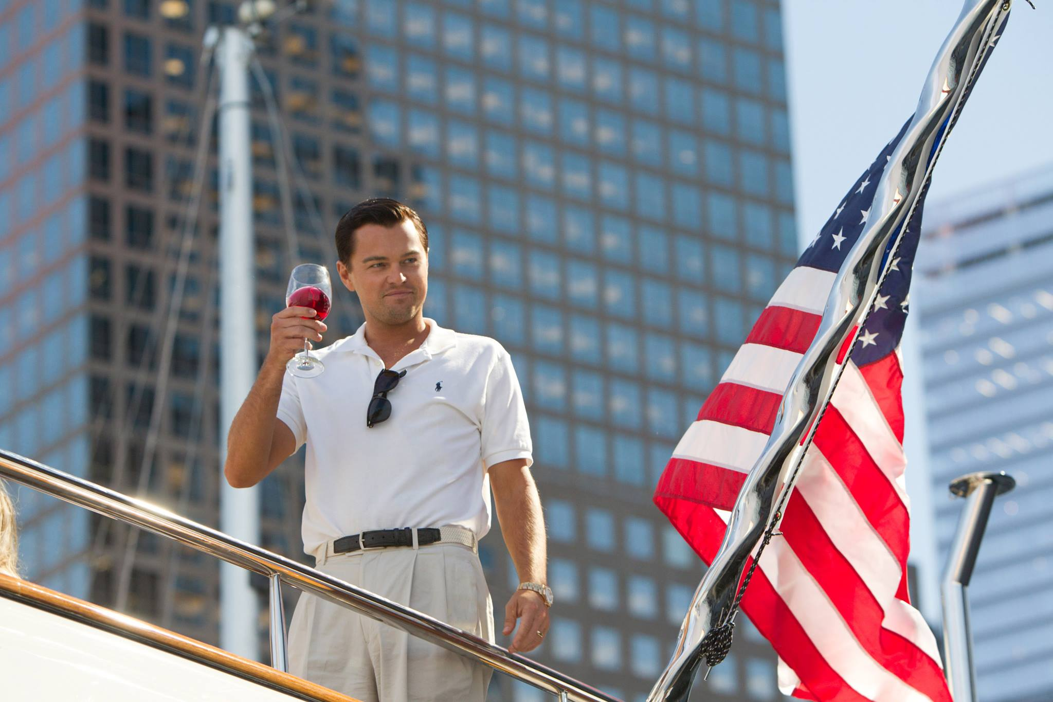 "facebook.com   ""The Wolf of Wall Street"" was the first film of many to switch from traditional celluloid film to all digital."