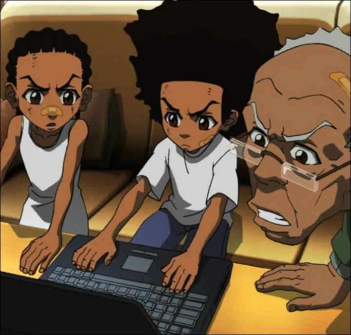 facebook.com   'The Boondocks' and 'Ali G' are returning to TV after several years off the air.