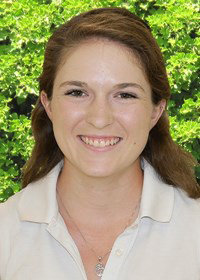 COURTESY // SSU Athletics   Haley Whitbeck is a sophomore on the women's golf team.