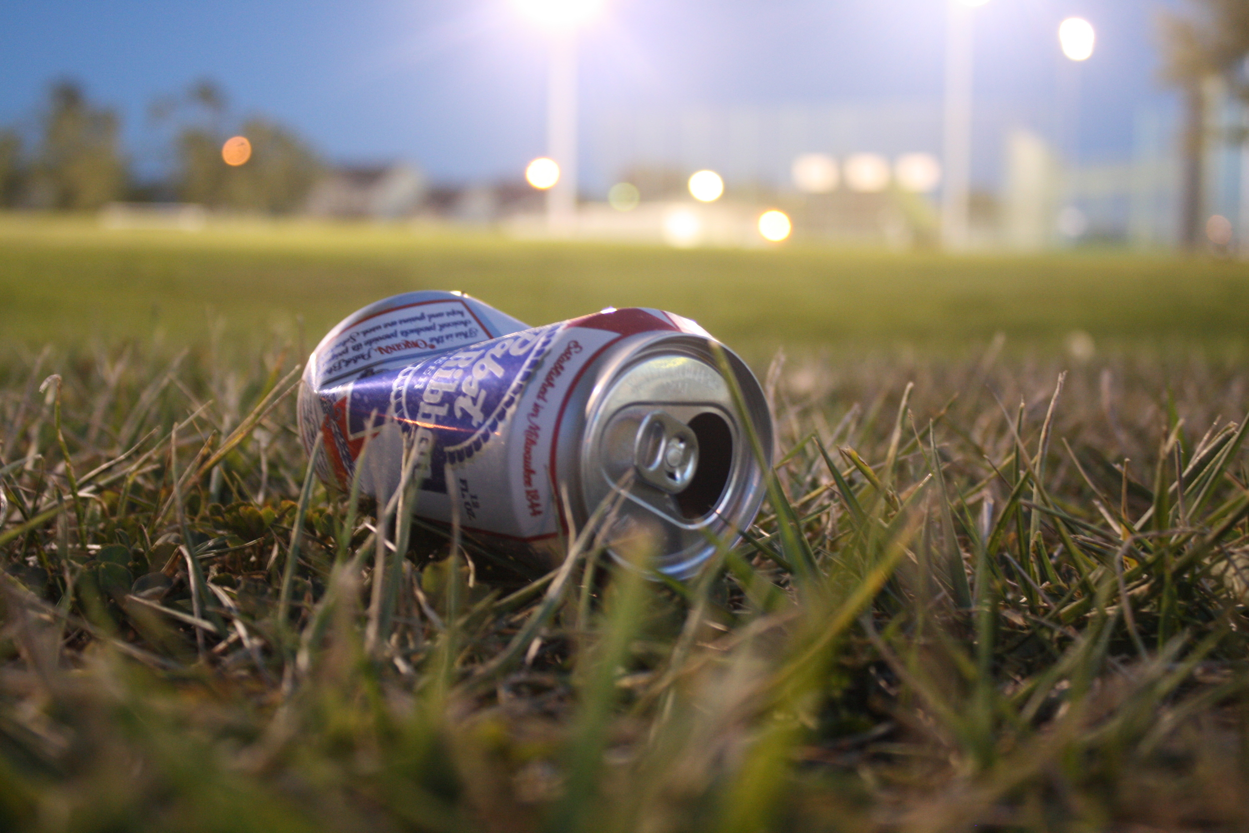 STAR // Katie McDonagh    Consistent litter after parties has been a main complaint of M-Section residents.