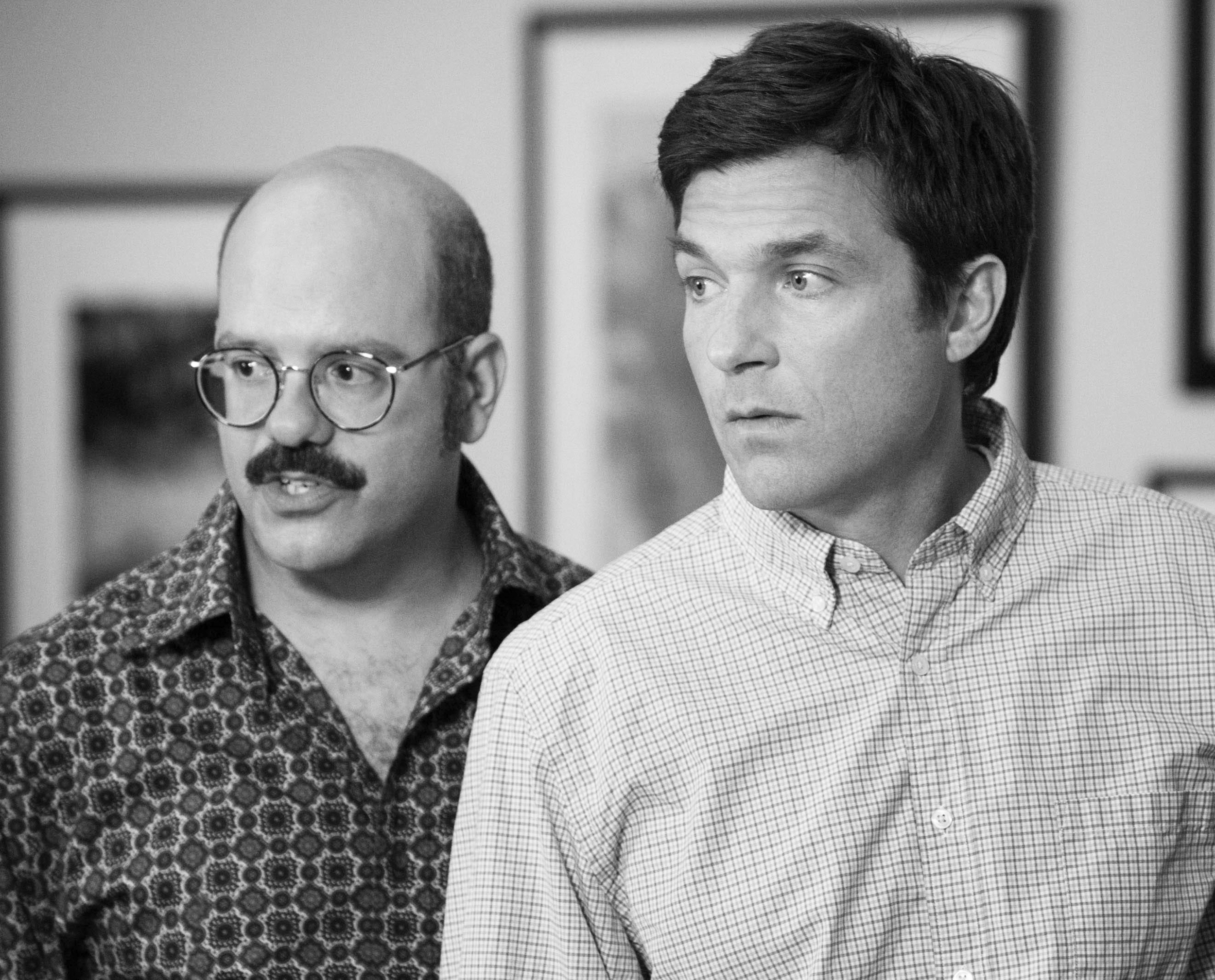 """vulture.com    David Cross and Jason Bateman return as Tobias Fünke and Michael Bluth in the Emmy-nominated fourth season of """"Arrested Development"""" on Netflix, much to the delight of fans. """"Arrested"""" is one of the series on Netflix that has earned an Emmy-nomination this year, including shows like """"House of Cards"""" and """"Hemlock Grove."""""""