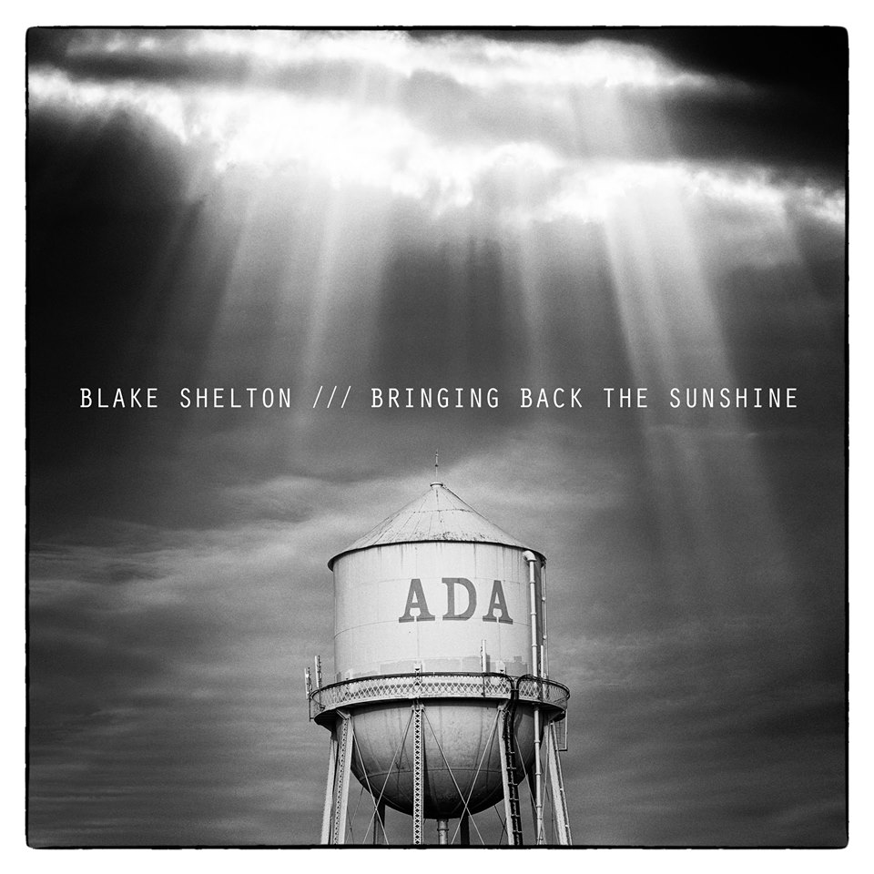 "facebook.com   Blake Shelton's ninth studio album, ""Bringing Back the Sunshine,"" was released on Tuesday."