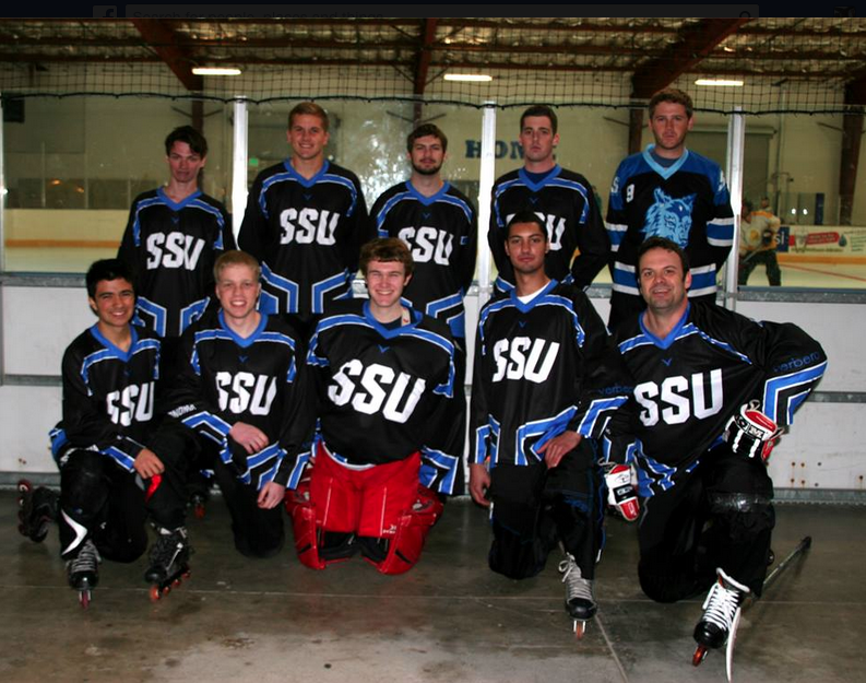 COURTESY // Marco Lobbia   The Roller Hockey Club's first tournament this season is scheduled in San Jose in late October.