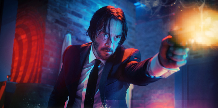 """facebook.com   Keanu Reeves stars in the new action-thriller, """"John Wick."""""""