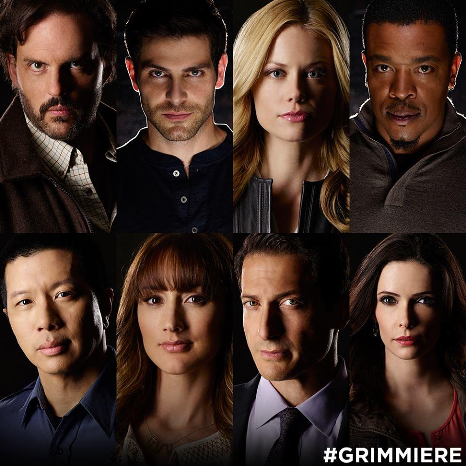 "facebook.com   The cast of ""Grimm"" returns for season four on NBC."