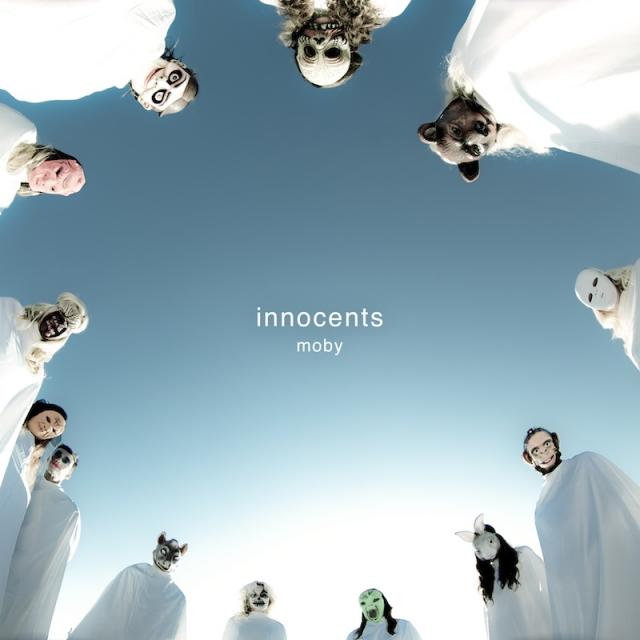 "wikipedia.org    Moby's latest album, ""Innocents,"" is a welcome sound for sore ears."