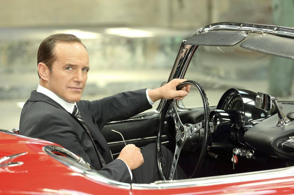 "facebook.com    Agent Coulson (Clark Gregg) returns to battle super and alien forces in ""Agents of S.H.I.E.L.D."""