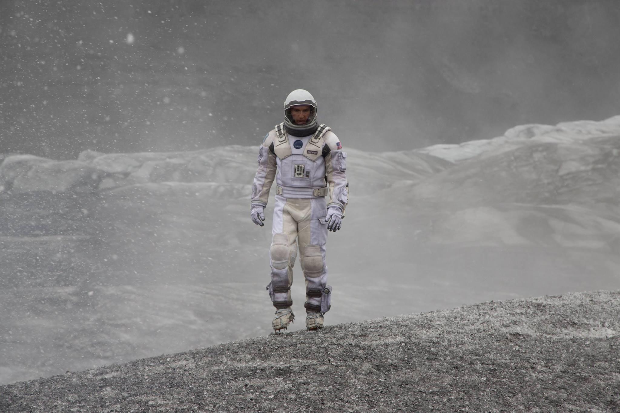 "facebook.com   Matthew McConaughey stars in Christopher Nolan's ""Interstellar,"" released Friday."